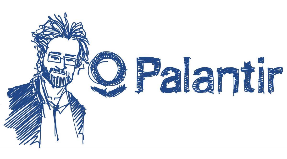 Palantir drawing